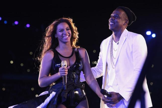 Jay Z and Beyoncé did not return requests for comment